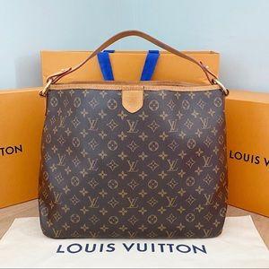 ✨DELIGHTFUL MM✨ Auth Louis Vuitton Shoulder Bag!